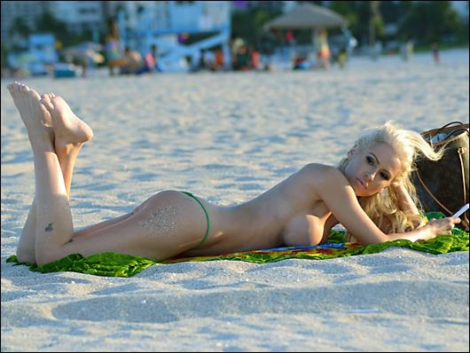 ana braga topless
