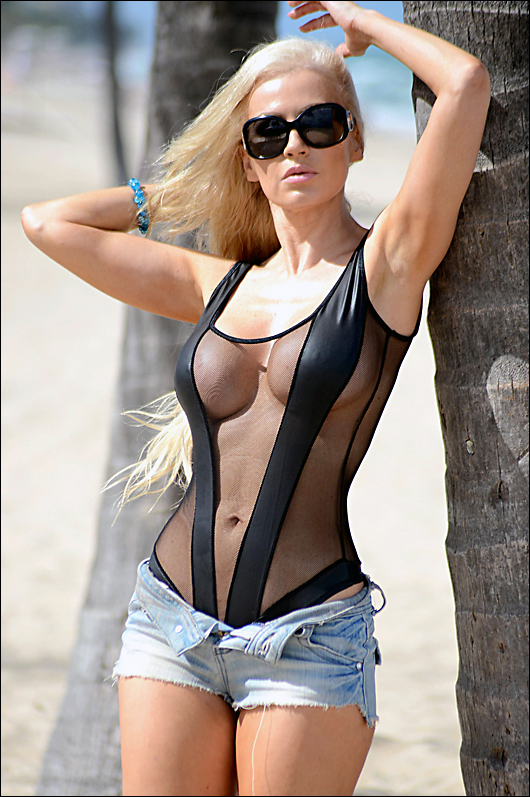 ana braga swimsuit