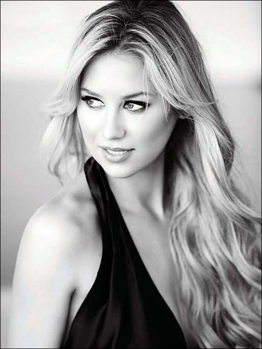 anna kournikova miami shoot magazine