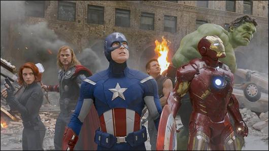 avengers team image