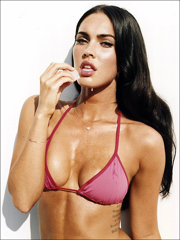 megan fox terry richardson esquire shoot