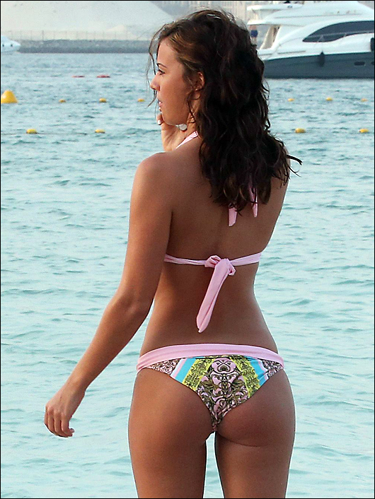 lucy mecklenburgh bikini