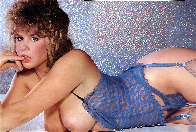 linda blair topless oui magazine