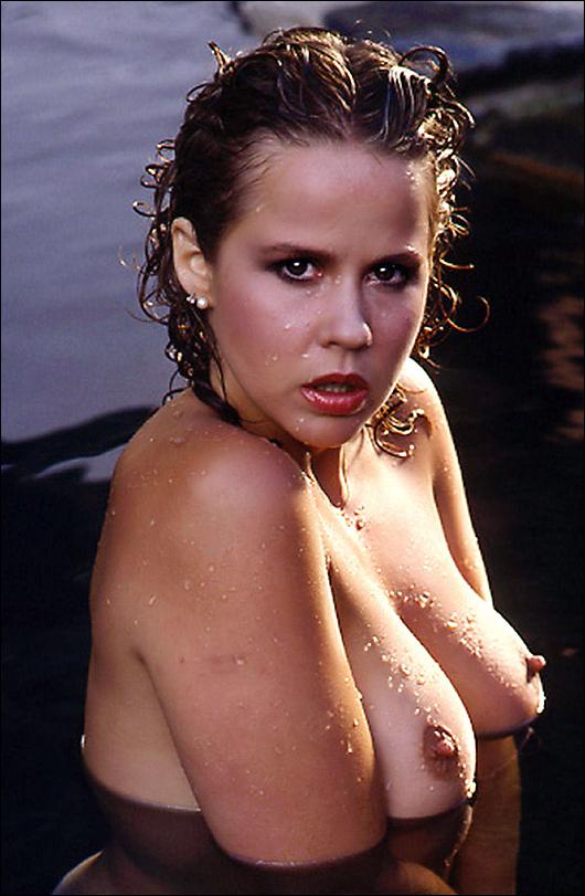 linda blair topless oui magazine