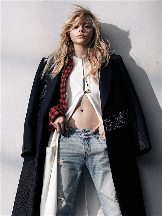chloe grace moretz hot fashion