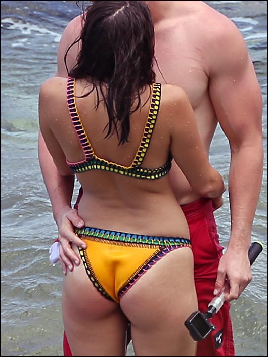chloe bennett nice ass in a bikini