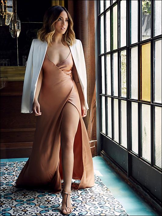 chloe bennet bella magazine
