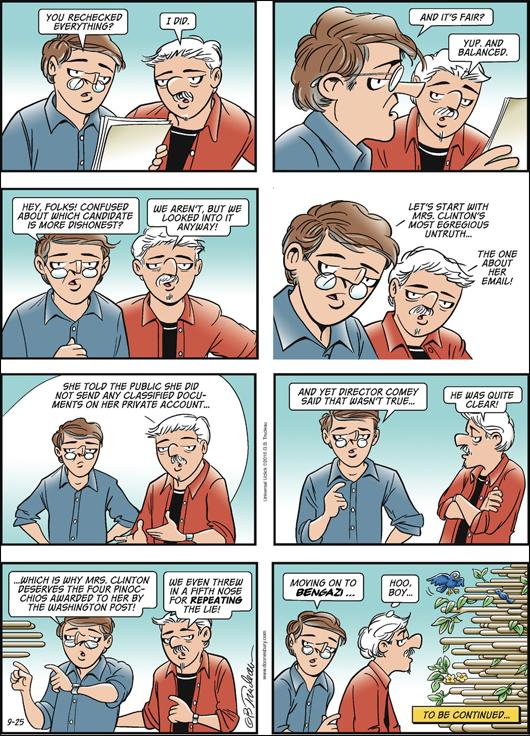 clinton comic rewrite