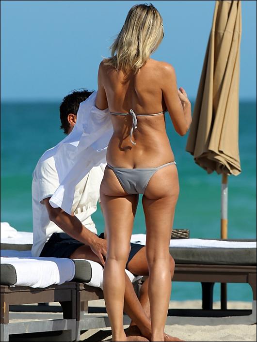 rita rusic bikini ass