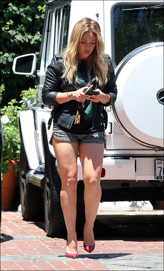 hilary duff hotness