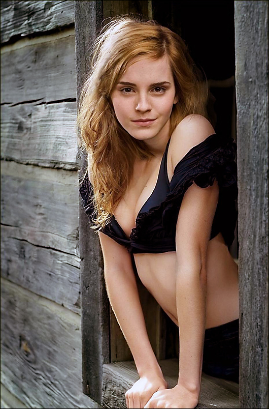 emma Watson busty sexy
