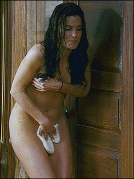 Sandra bullock sort of naked