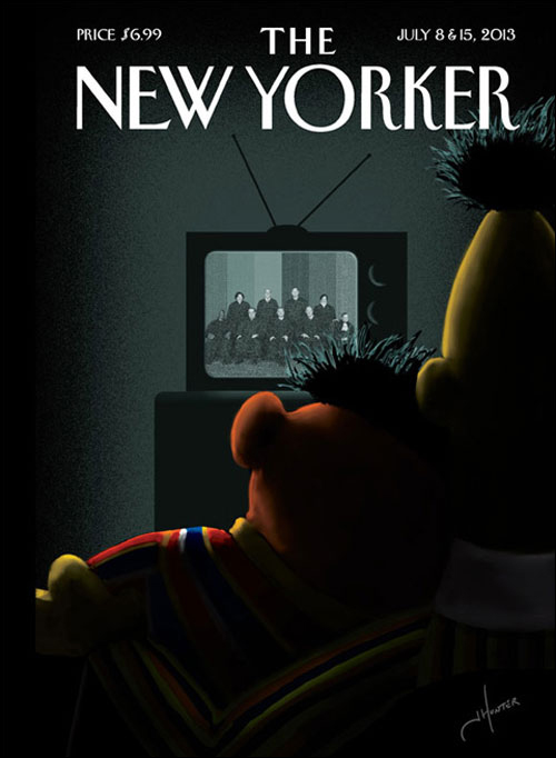 fuck you new yorker magazine!