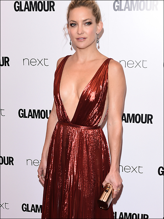 kate hudson glamour awards