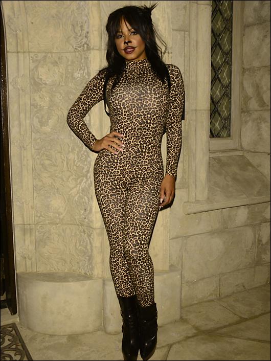 Christina milan halloween