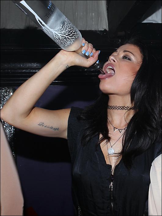 jessica impiazzi drunk