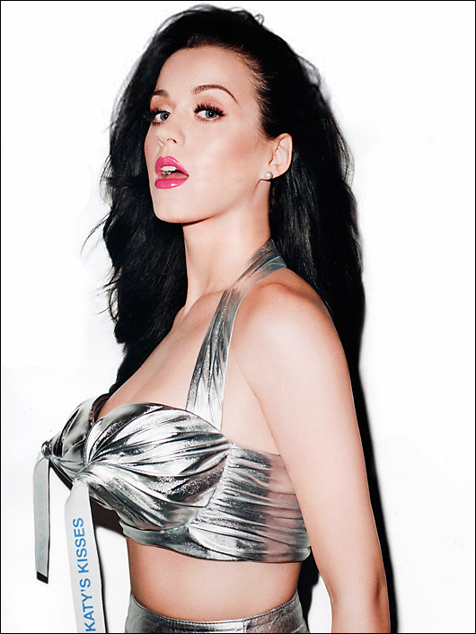 katy perry rolling stone hershey's kisses bra