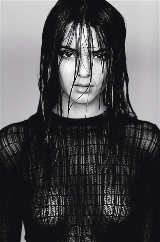 kendall jenner 18th birthday see thru