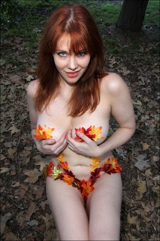 maitland ward halloween leaves