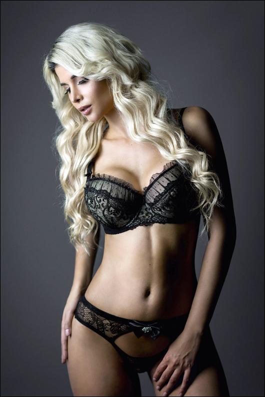 micaela shafer lingerie