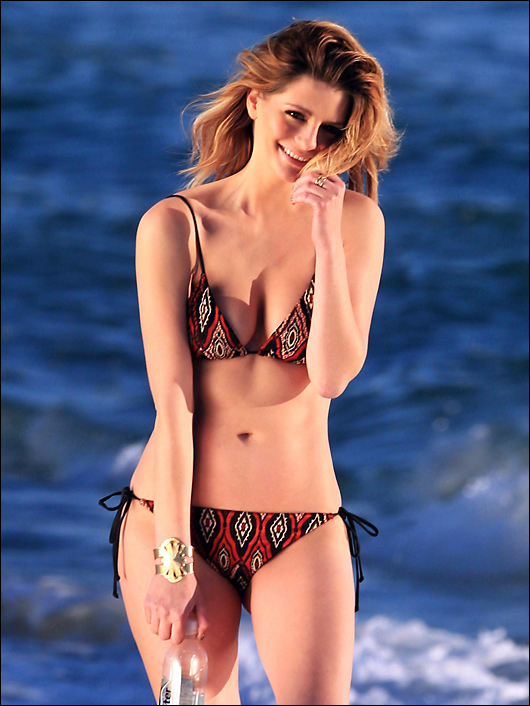 mischa barton bikini 138 water