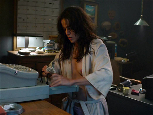 michelle rodriguez nude topless the assignment