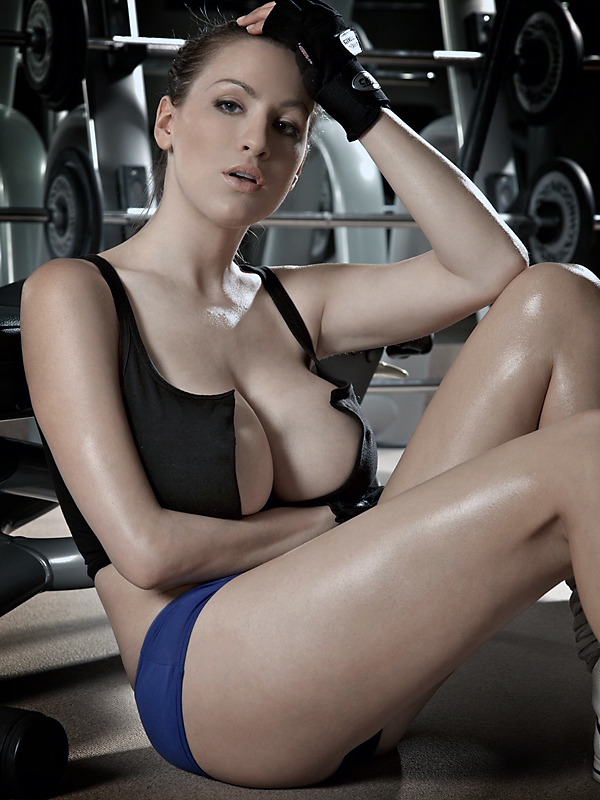 jordan carver - workout gear