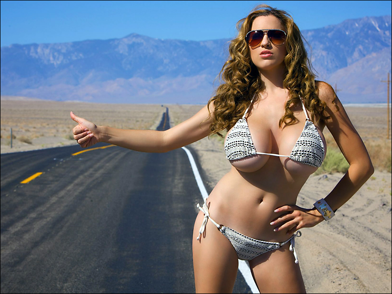 jordan carver road sign