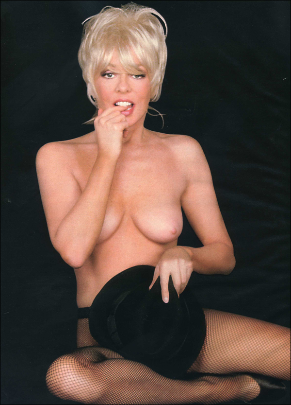 joey heatherton playboy