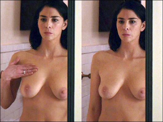 sarah silverman topless nude