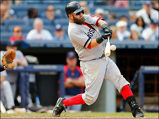 fear the beard -- mike napoli