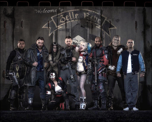what's wrong with suicide squad?