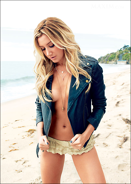 Can Nude pics of ashely tisdale