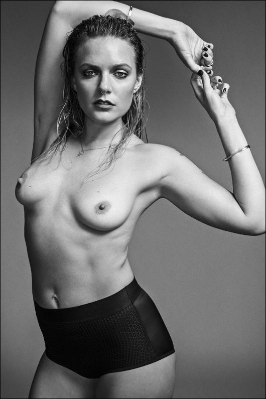 tove lo topless fault magazine