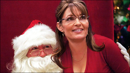 how far sarah palin has fallen